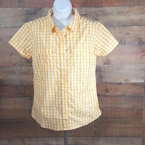 3b3090d90 The North Face Tops | Womens Short Sleeve Shirt Size Med | Poshmark